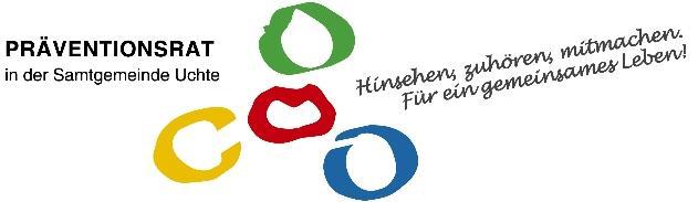 Logo des Präventionsrates der Samtgemeinde Uchte